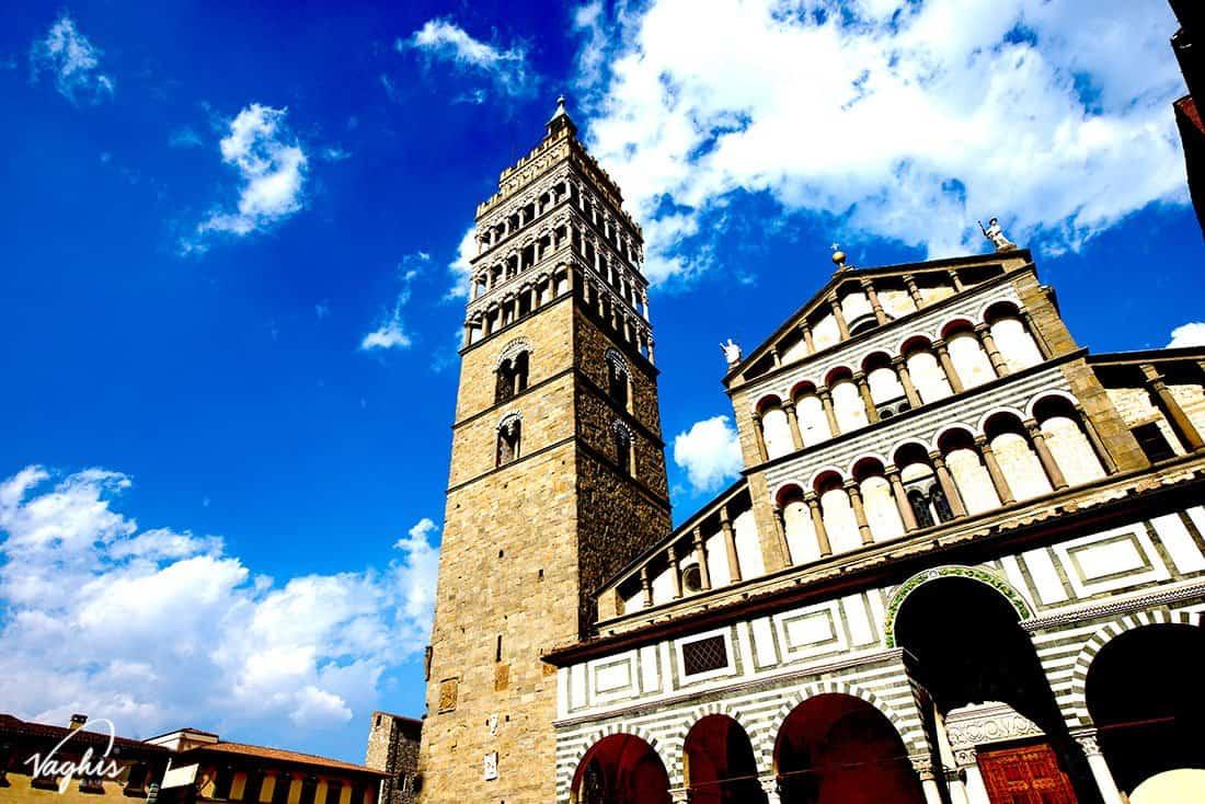Pistoia: La Cattedrale di San Zeno.
