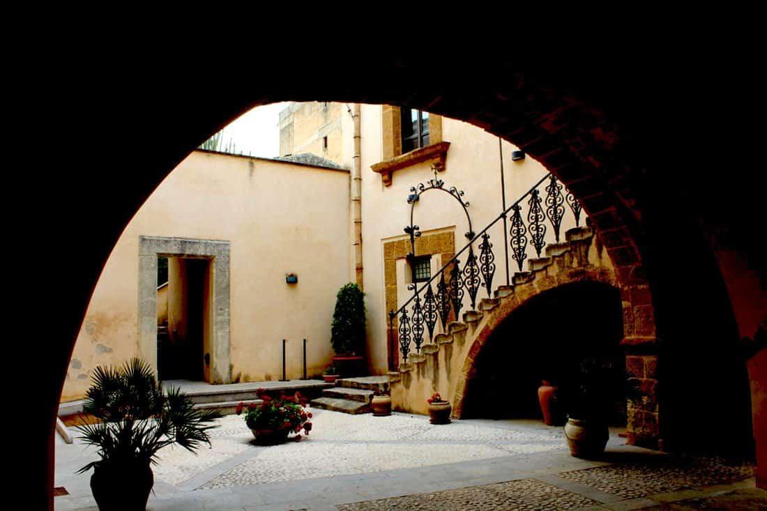 Sambuca di Sicilia: Palazzo Panitteri