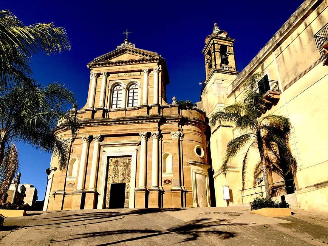 Sambuca di Sicilia: chiesa Maria Santissima dell'Udienza