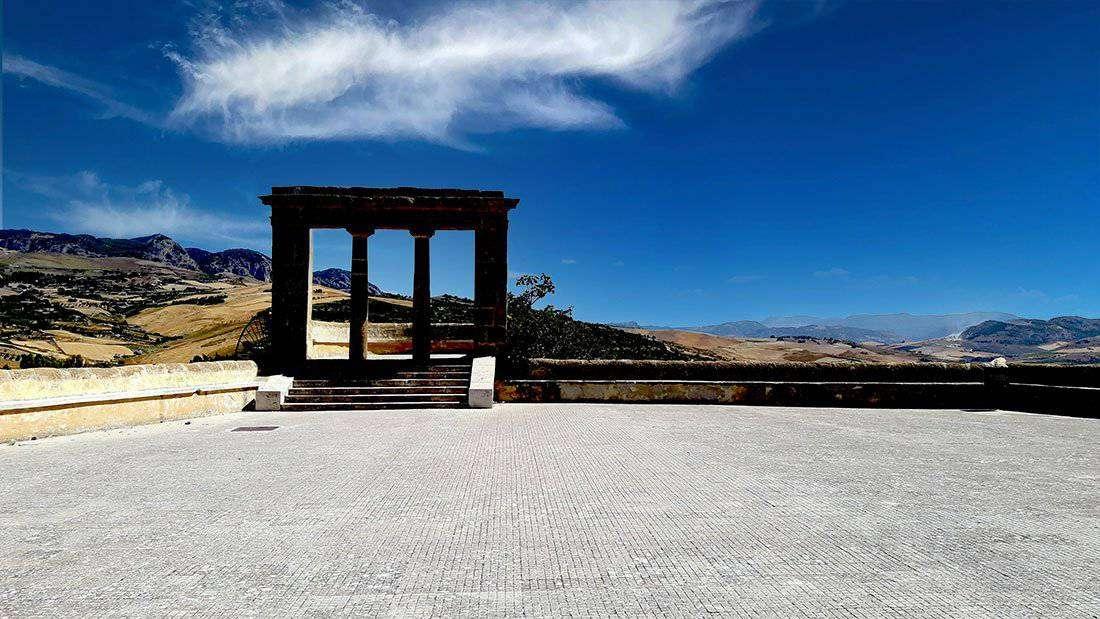 Sambuca di Sicilia: belvedere