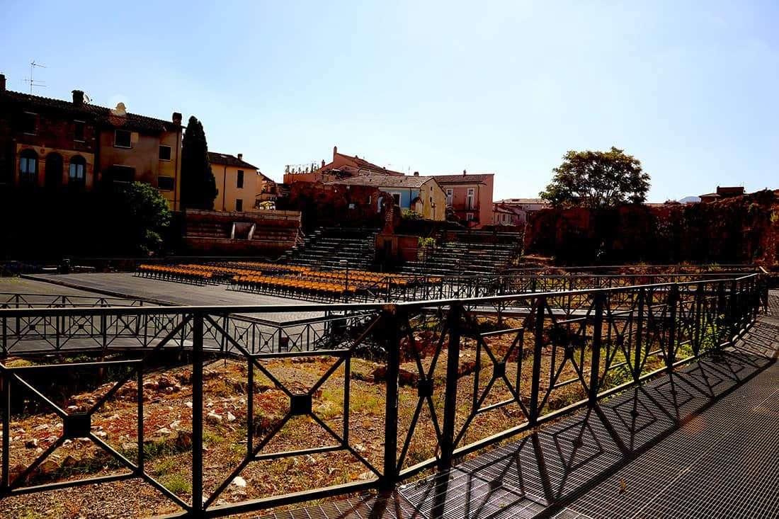 Terni: Anfiteatro