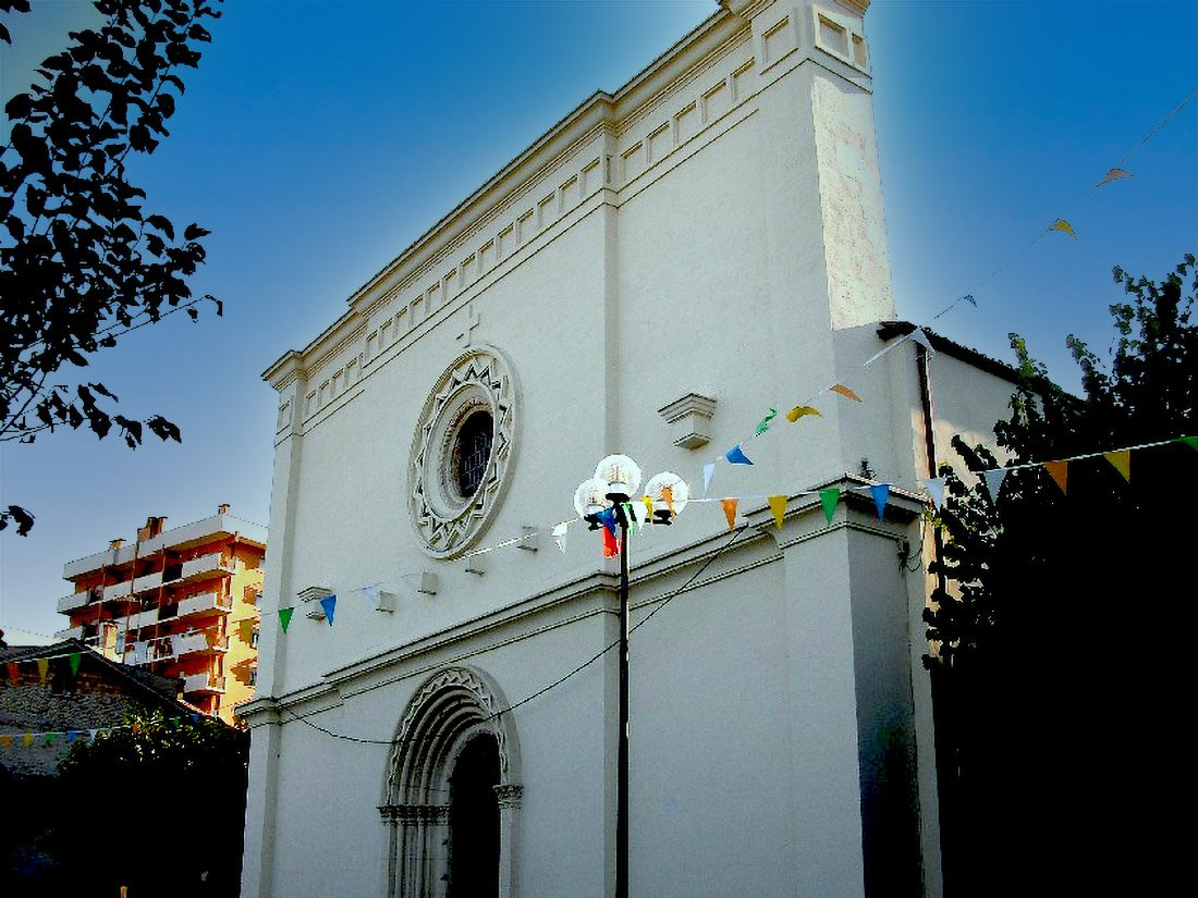 Casoli - Chiesa di Santa Reparata