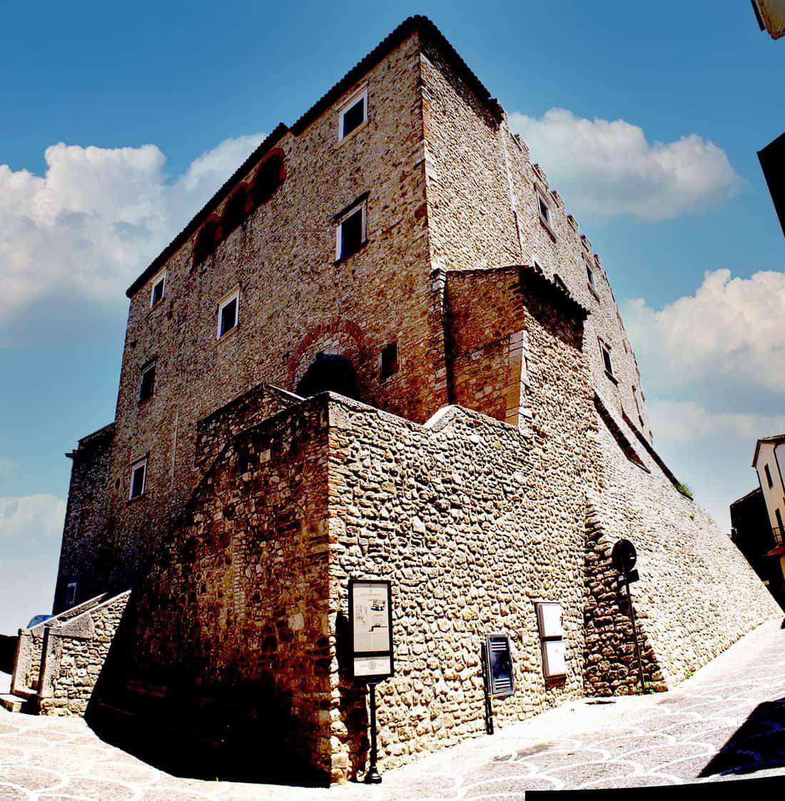 Il Castello di Gambatesa