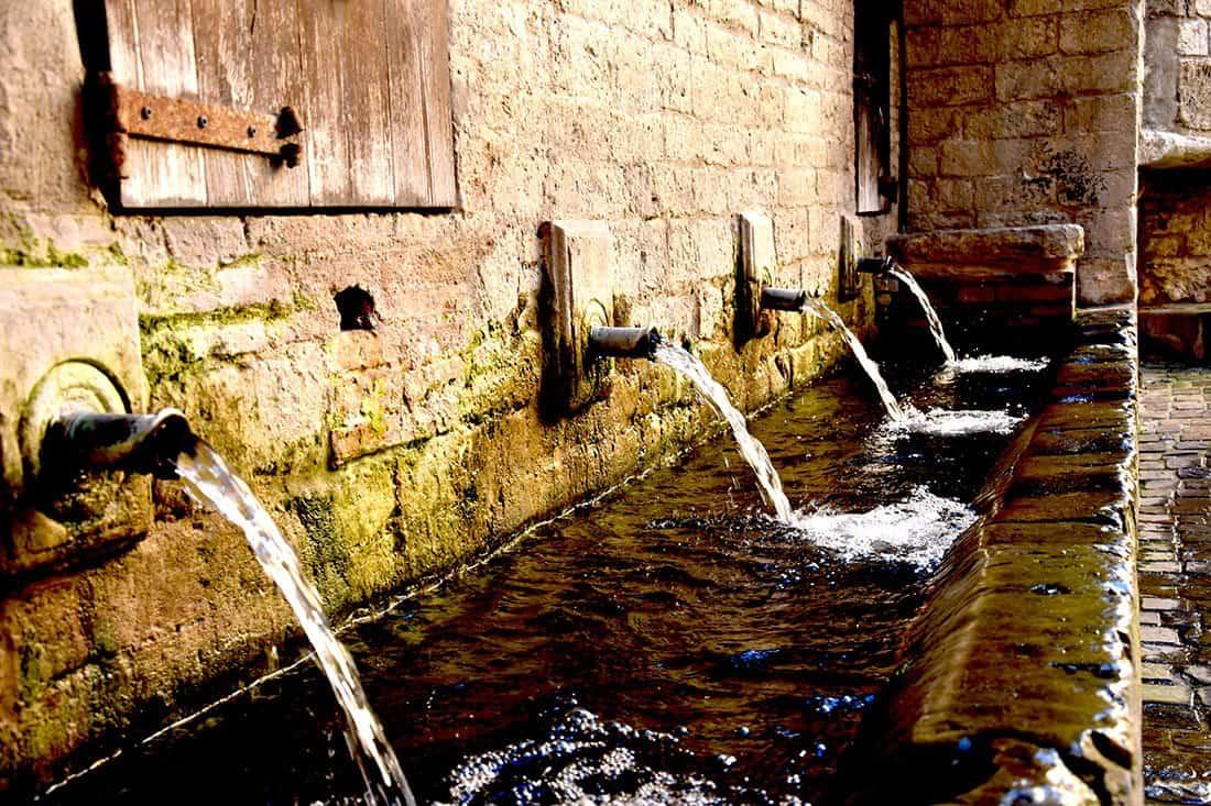 Esanatoglia: Fontane di San Martino