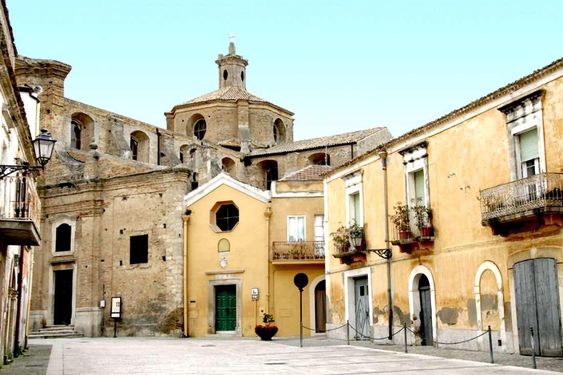 Irsina - Cattedrale di Santa Maria Assunta