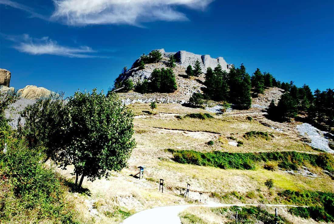 Roccamandolfi: Castello dei Maginulfo