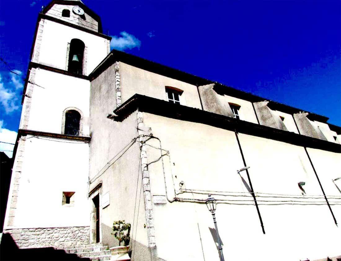 roccamandolfi: chiesa di San Giacomo Maggiore