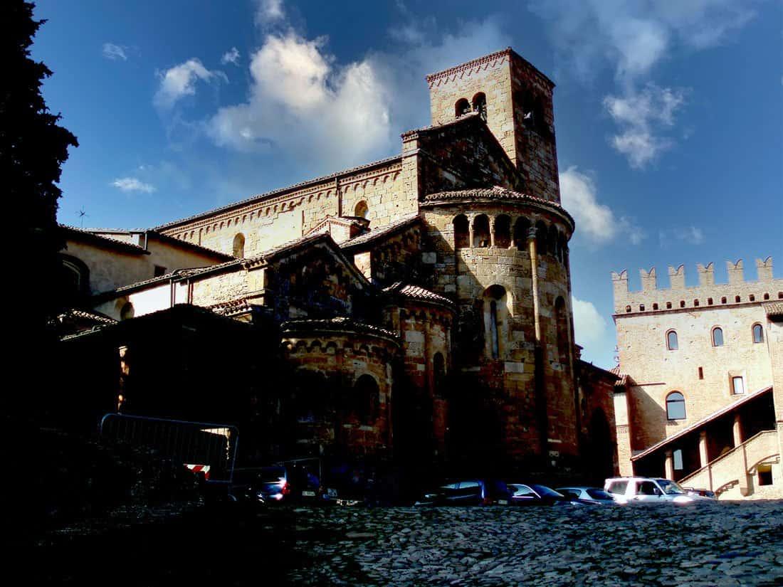 Castell'Arquato: il castello