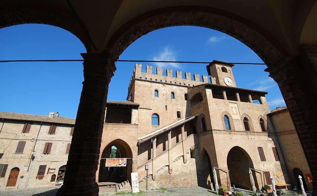 Castell'Arquato: il palazzo del Podestà