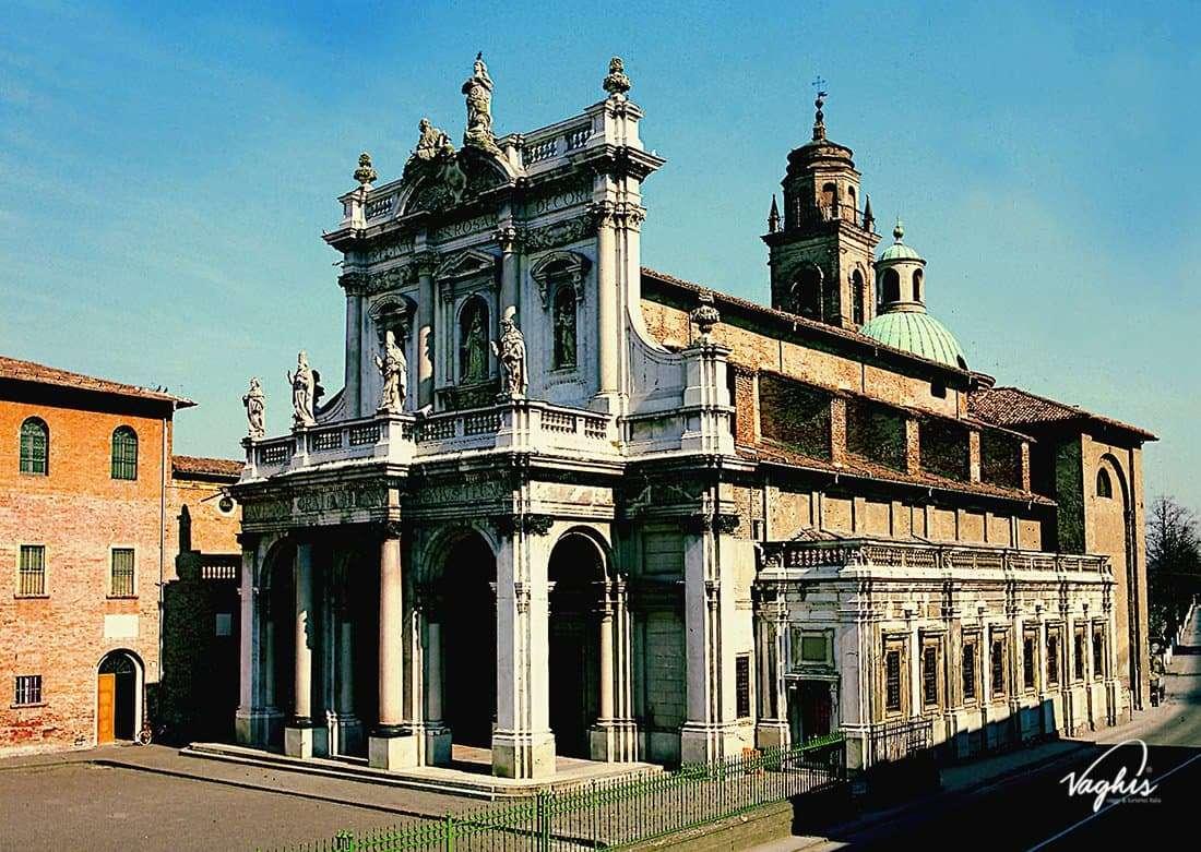 Rocca di Fontanellato: Santuario Beata Vergine del Rosario