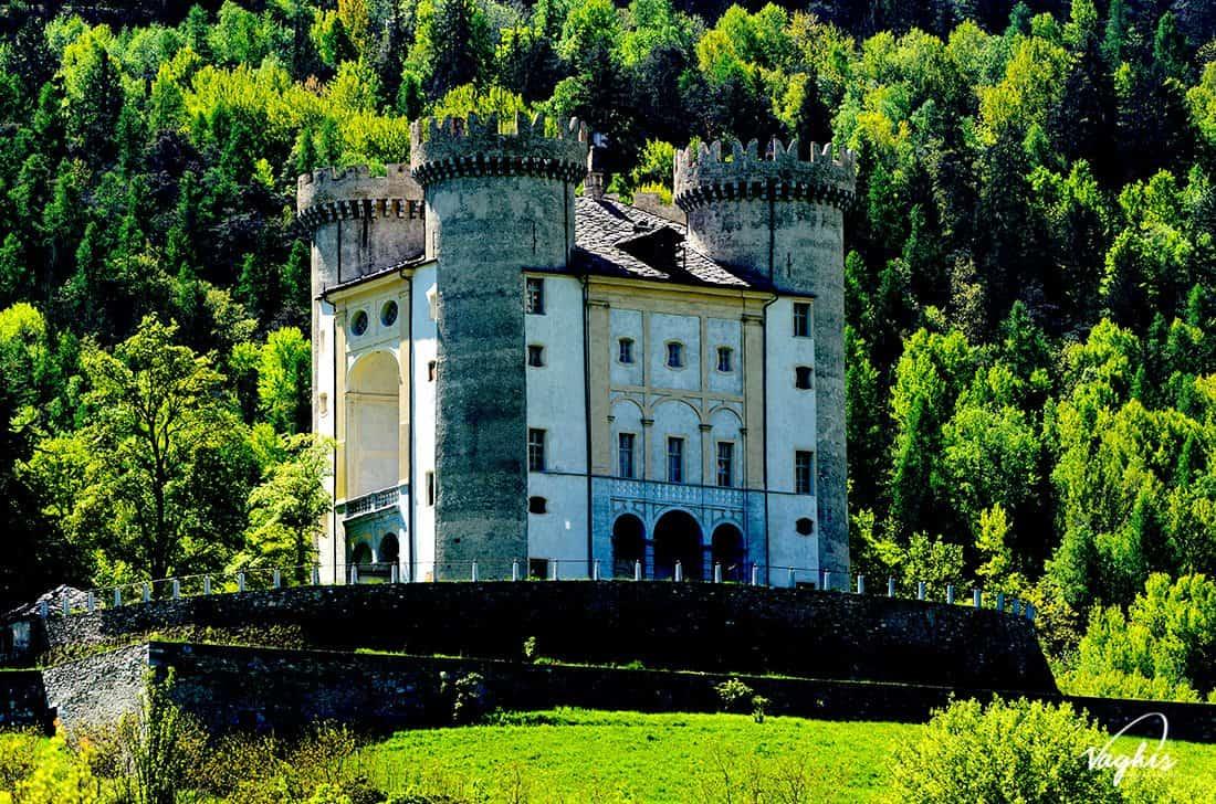 Aymavilles: Castello