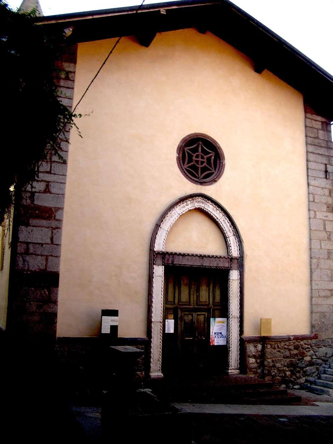 Bienno - Chiesa di S. Maria Annunciata