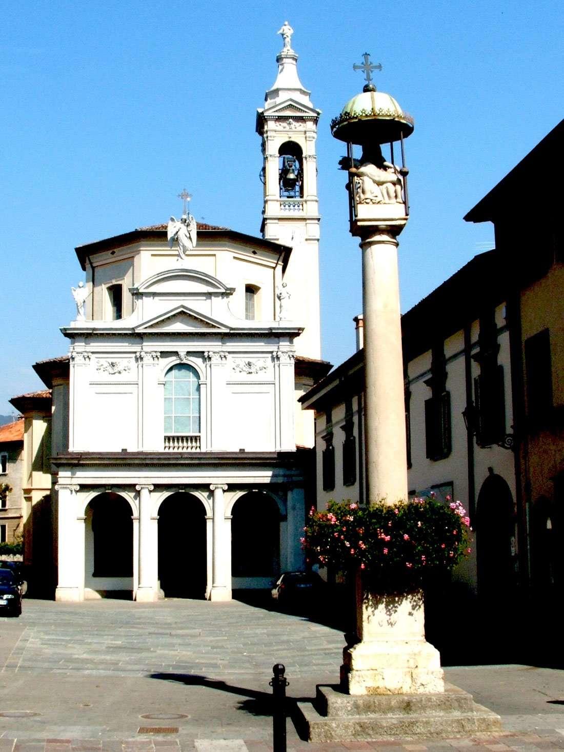 Borgo Santa Caterina - Santuario della Beata Vergine Addolorata
