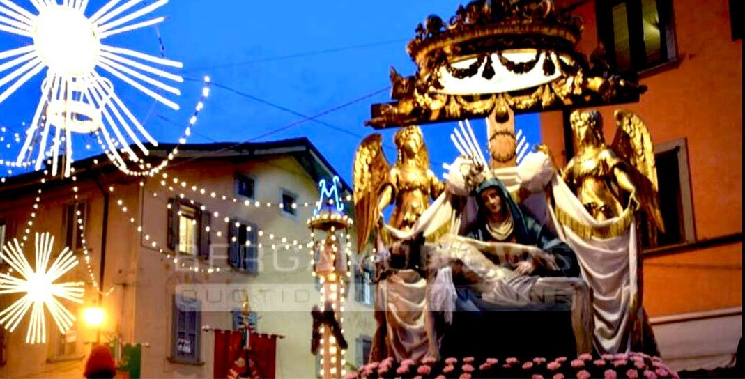 Borgo Santa Caterina - festa dell'Apparizione