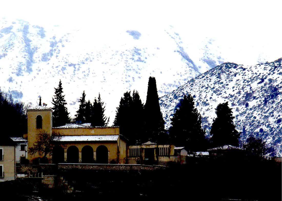 Bugnara: Chiesa Madonna della Neve