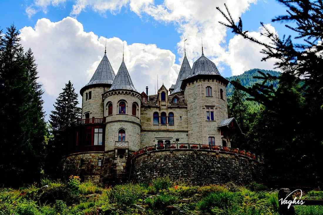 Castello Savoia di Gressoney