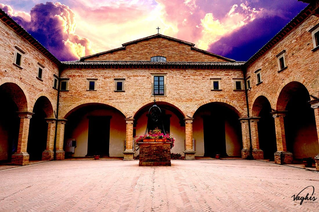 Gubbio: Basilica di Sant'Ubaldo