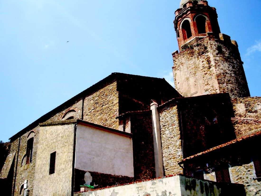 Castiglione della Pescaia: chiesa di S. Giovanni Battista