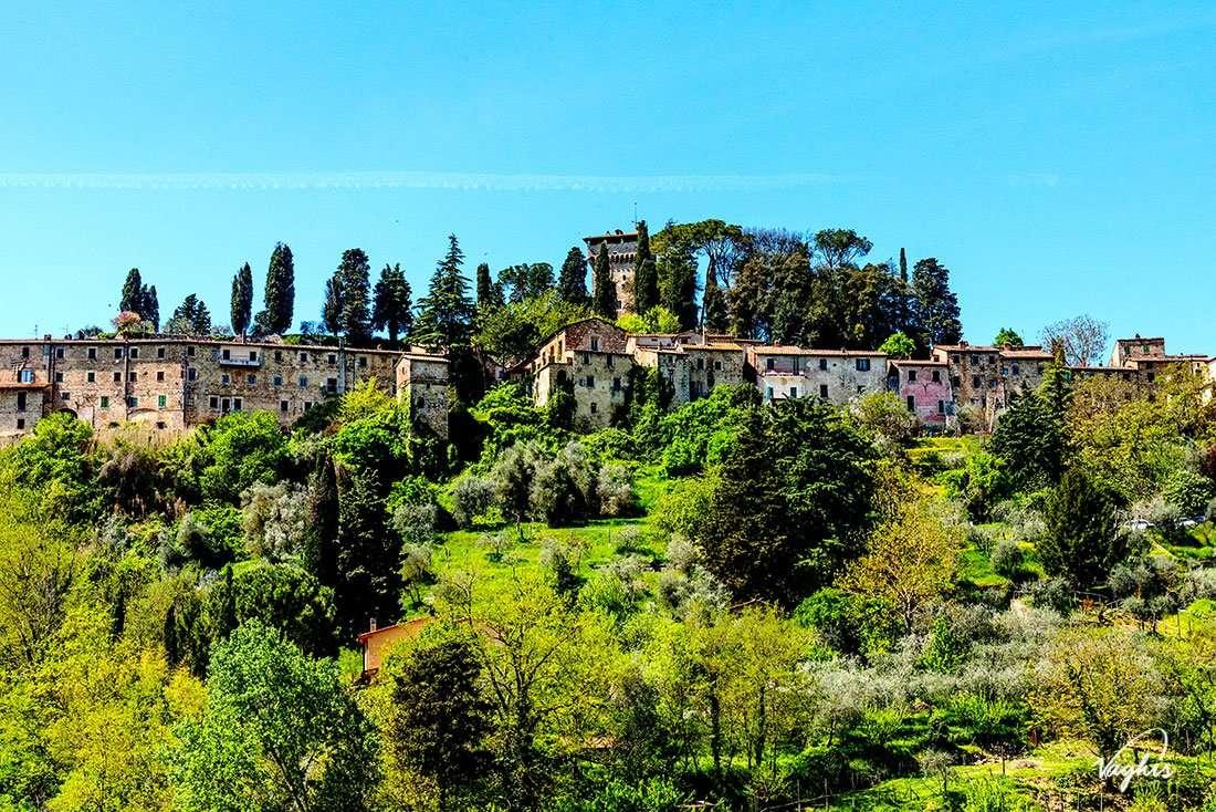 Cetona - La Rocca