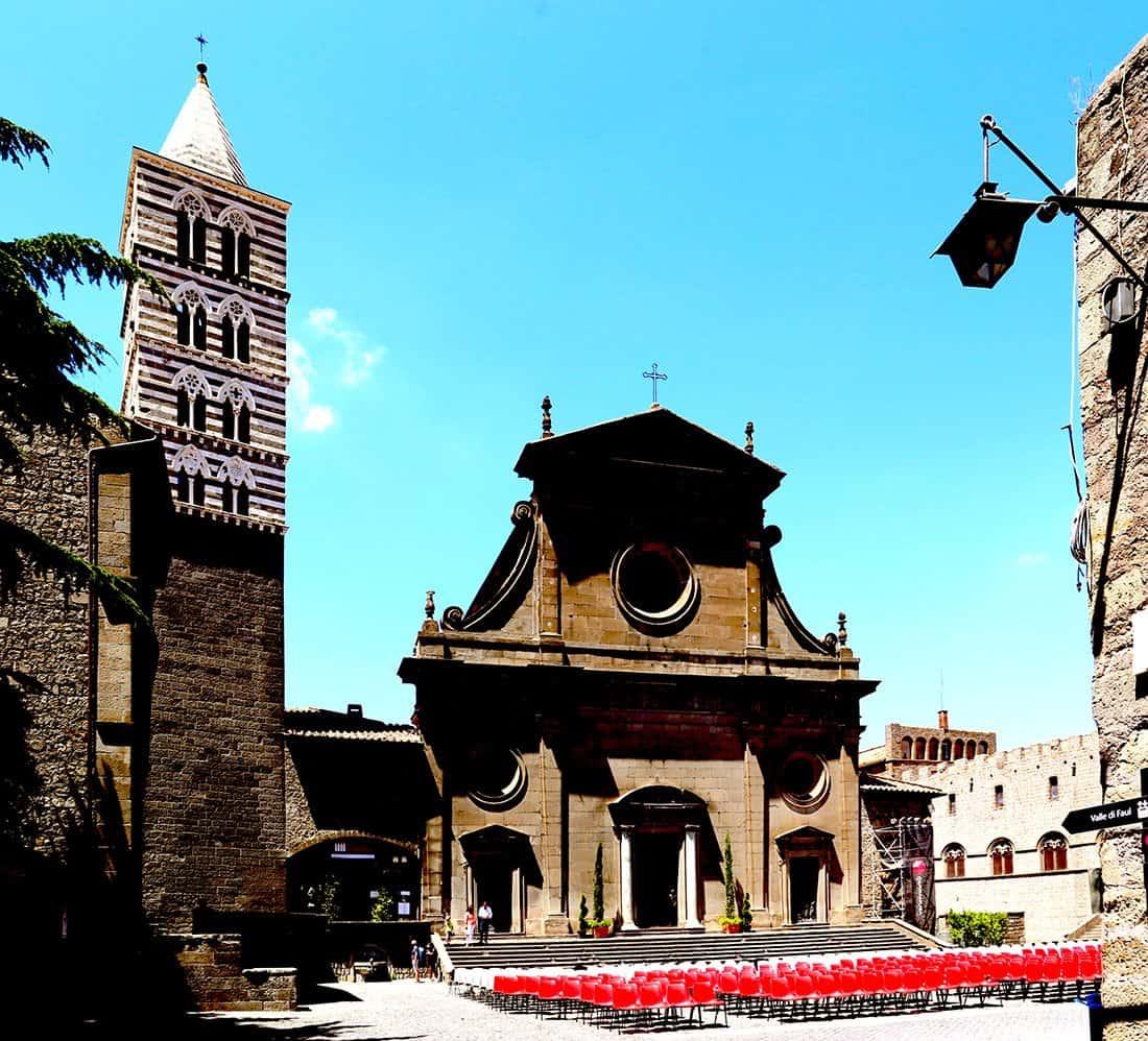 Viterbo: Il Duomo