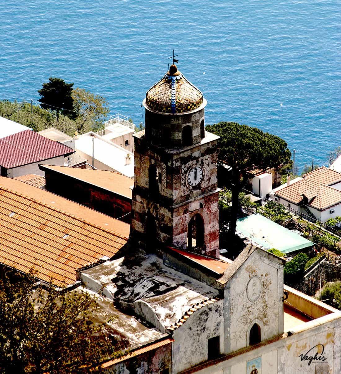 Furore: chiesa di San Giacomo o Santo Jaco