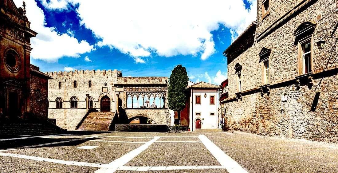 Viterbo: Palazzo dei Papi
