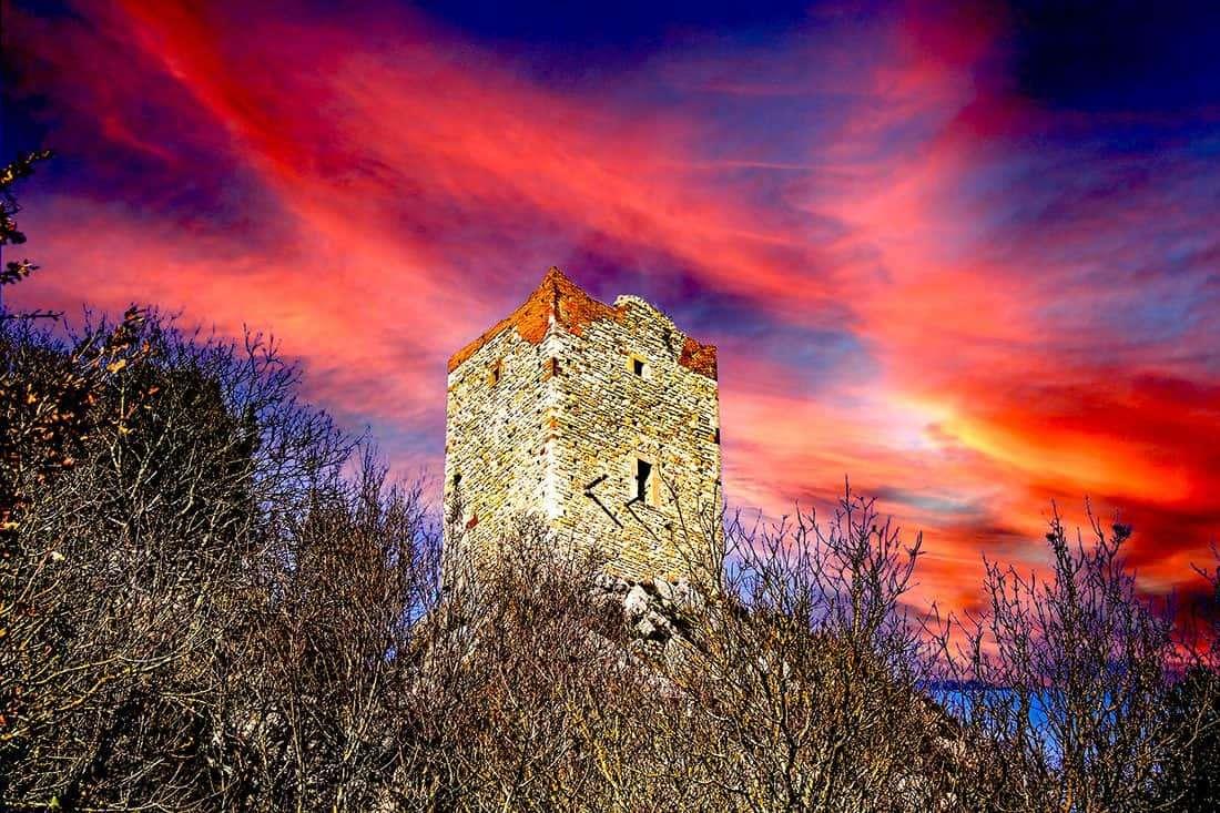 Rocca di Oratino