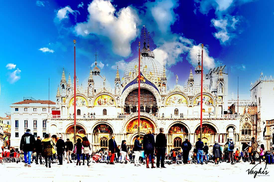 Venezia: Basilica di San Marco