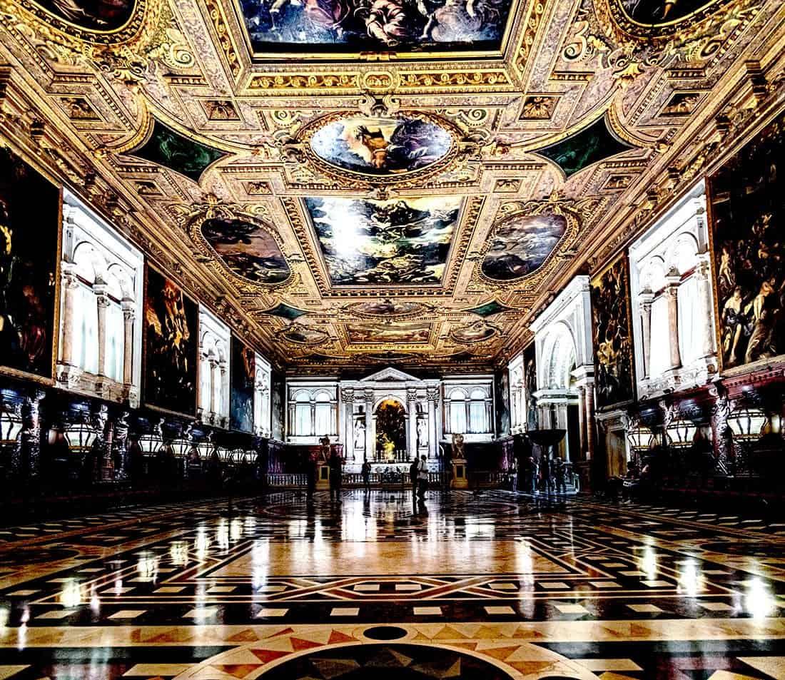 Venezia: Scuola Grande di San Rocco