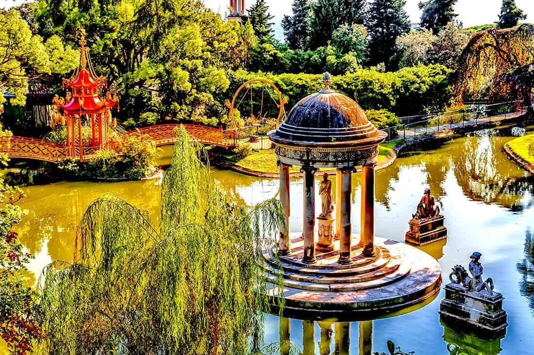 Parco di Villa Durazzo Pallavicini