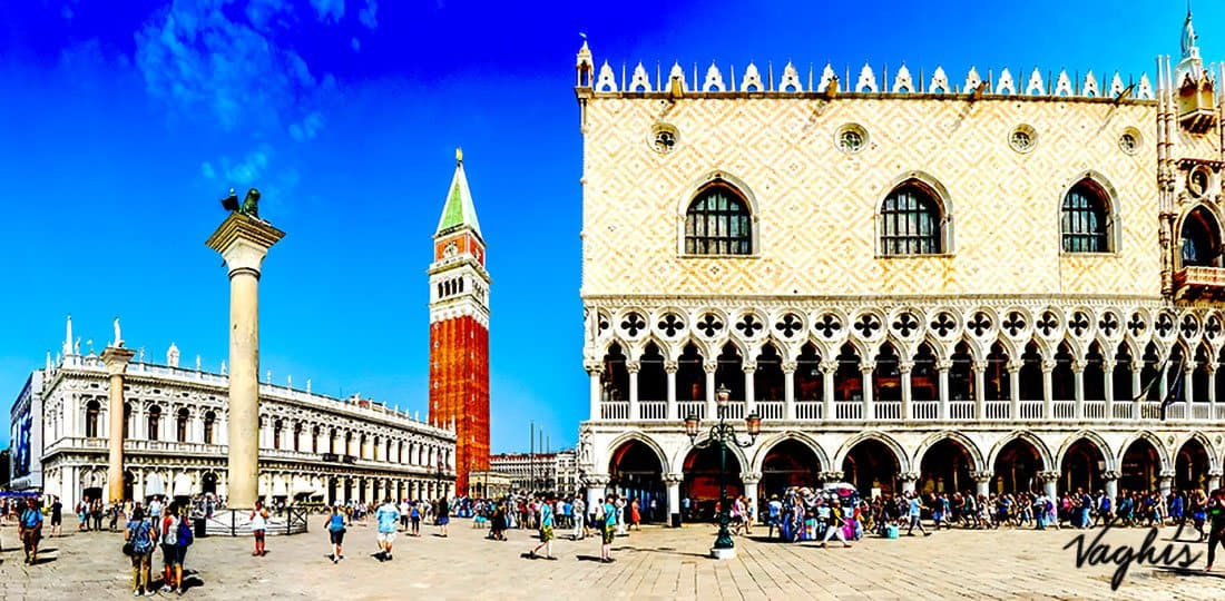 Venezia: Piazza San Marco e Palazzo Ducale