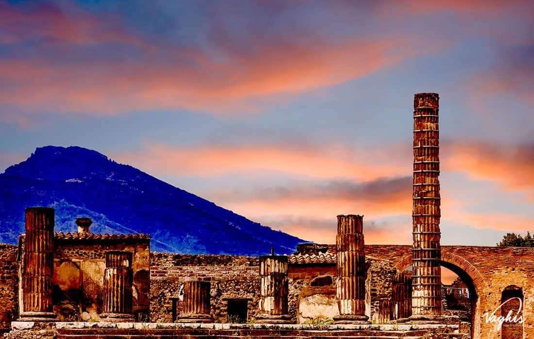 Pompei: Tempio di Apollo