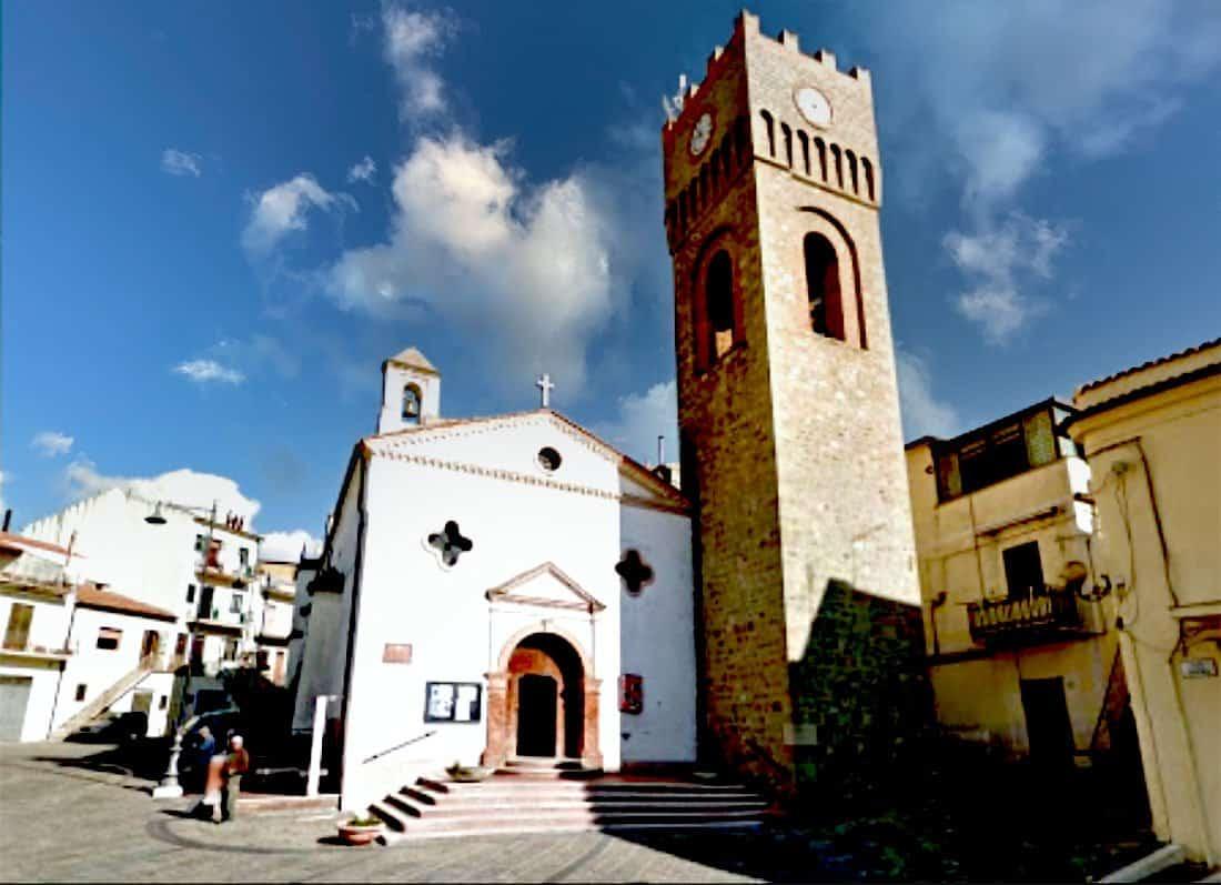 Aliano: chiesa di San Luigi Gonzaga
