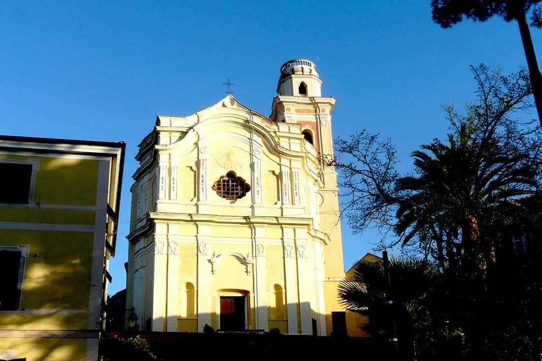 Diano Castello - chiesa di S. Nicola da Bari