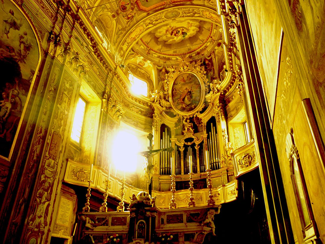 Finalborgo - Basilica di S. Biagio
