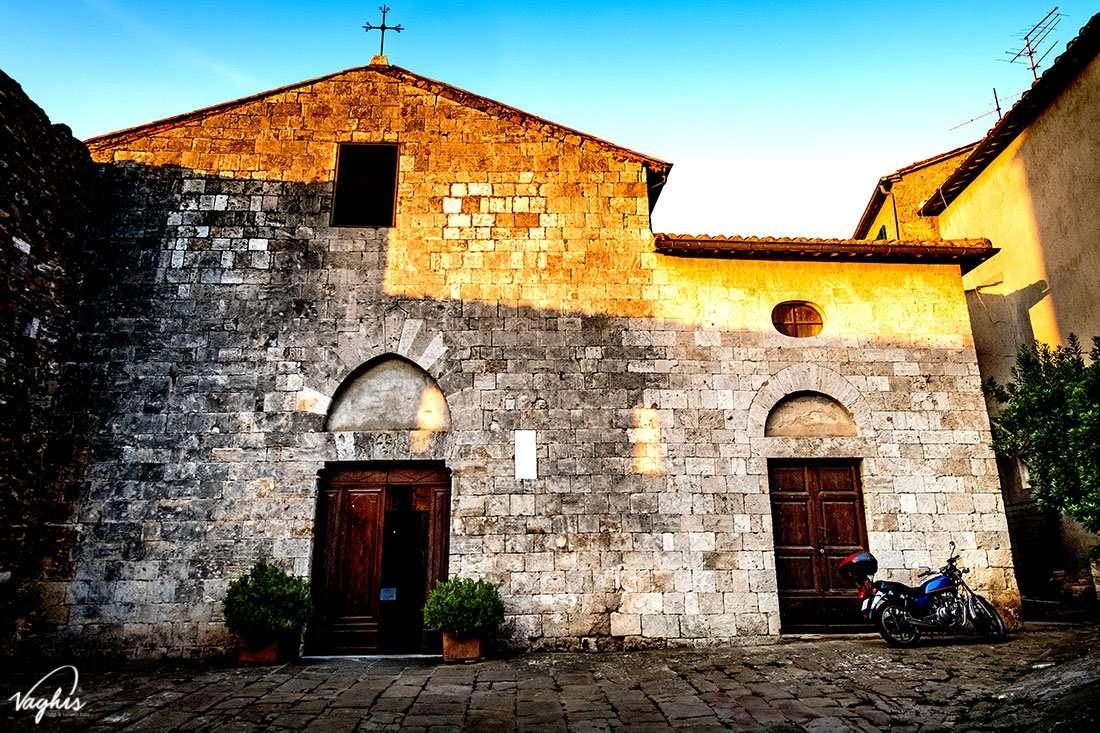 Montemerano - Chiesa di San Giorgio