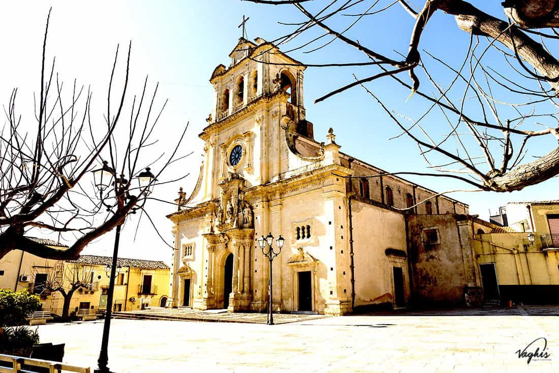 Ferla: chiesa di San Sebastiano