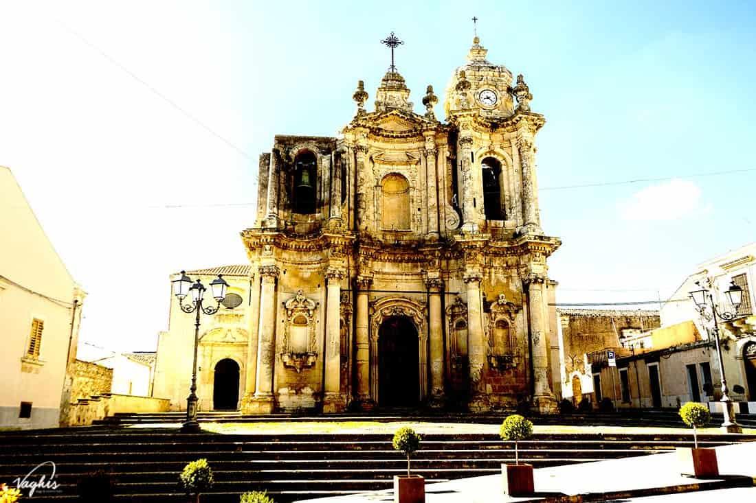 Ferla: chiesa di Sant'Antonio Abate