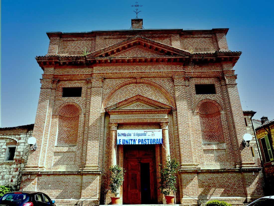 Cella Monte: chiesa dei Santi Quirico e Giulitta