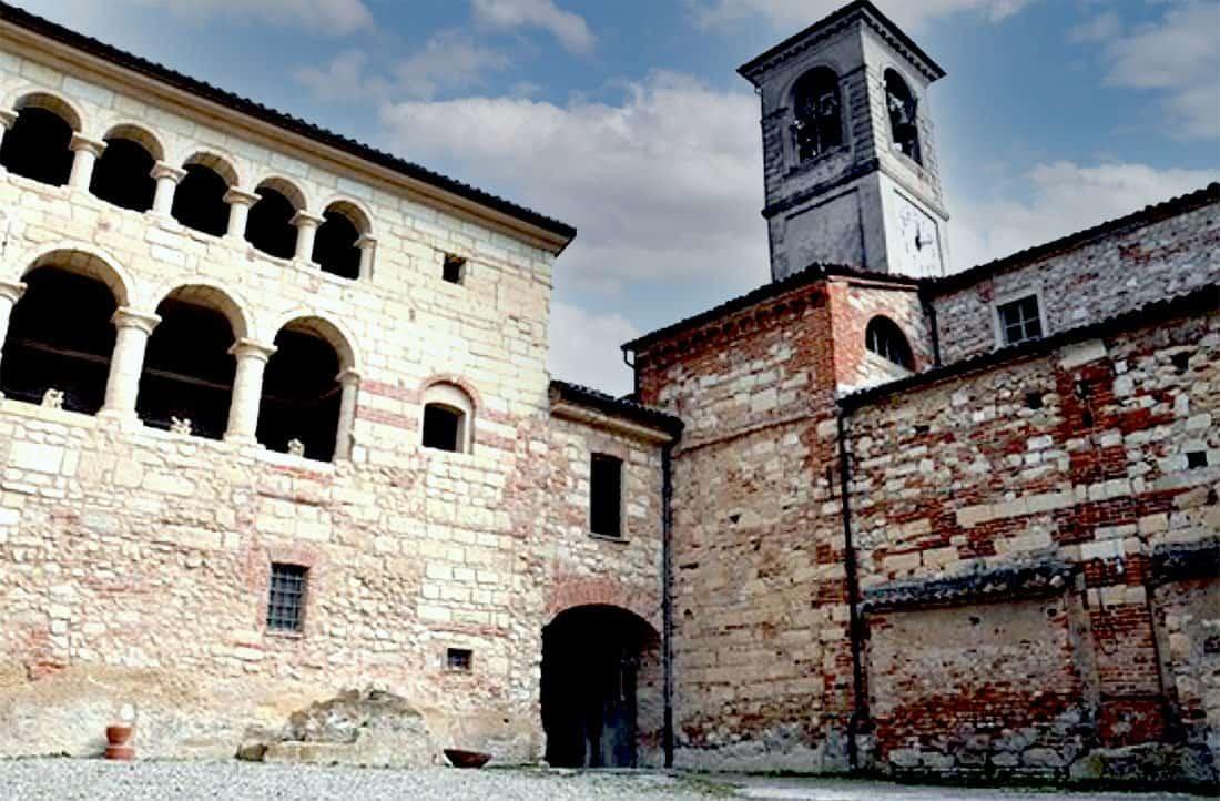 Cella Monte: Palazzo Volta -Ecomuseo Pietra da Cantoni