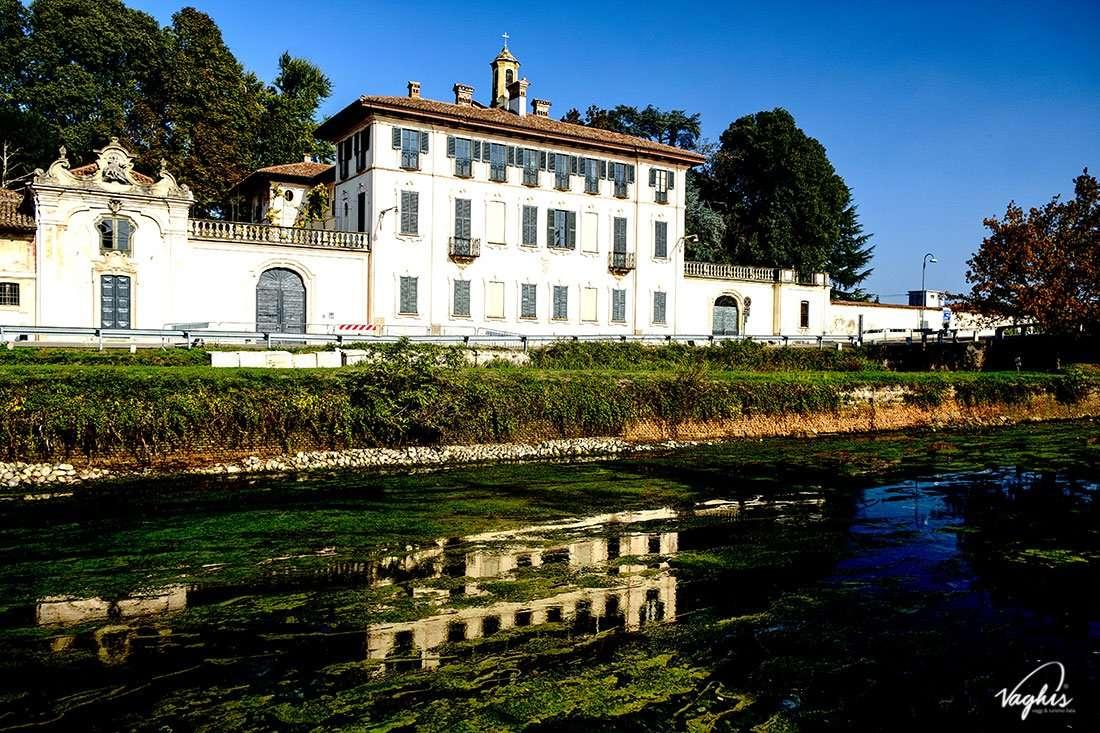Cassinetta di Lugagnano - Villa Visconti