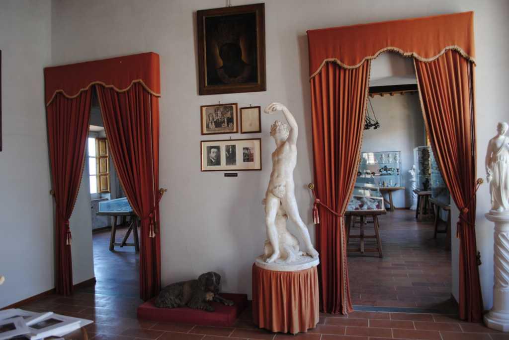 Coreglia Antelminelli: Museo della figurina di gesso e dell'emigrazione