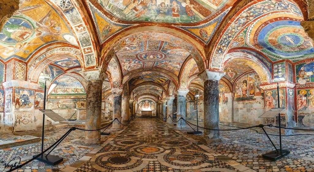 Cripta di San Magno - © Daniele Galati