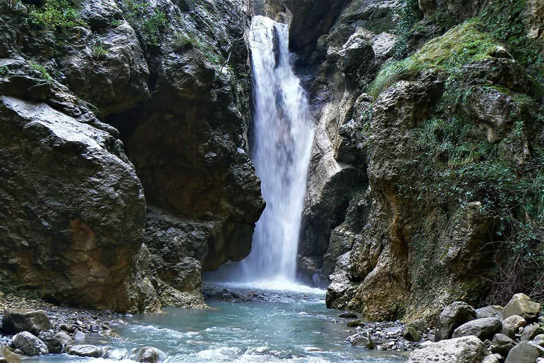 Longi: cascata del Catafurco - ©Antonio Strano