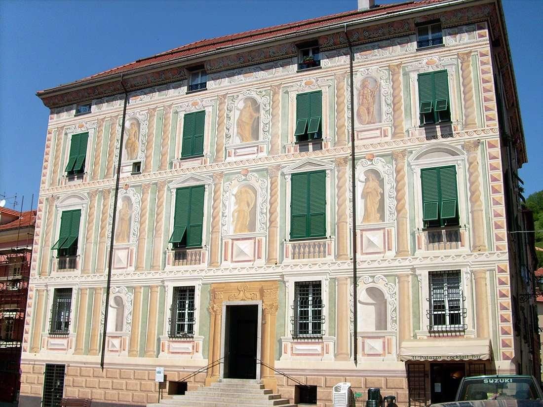 Campo Ligure - Palazzo Spinola