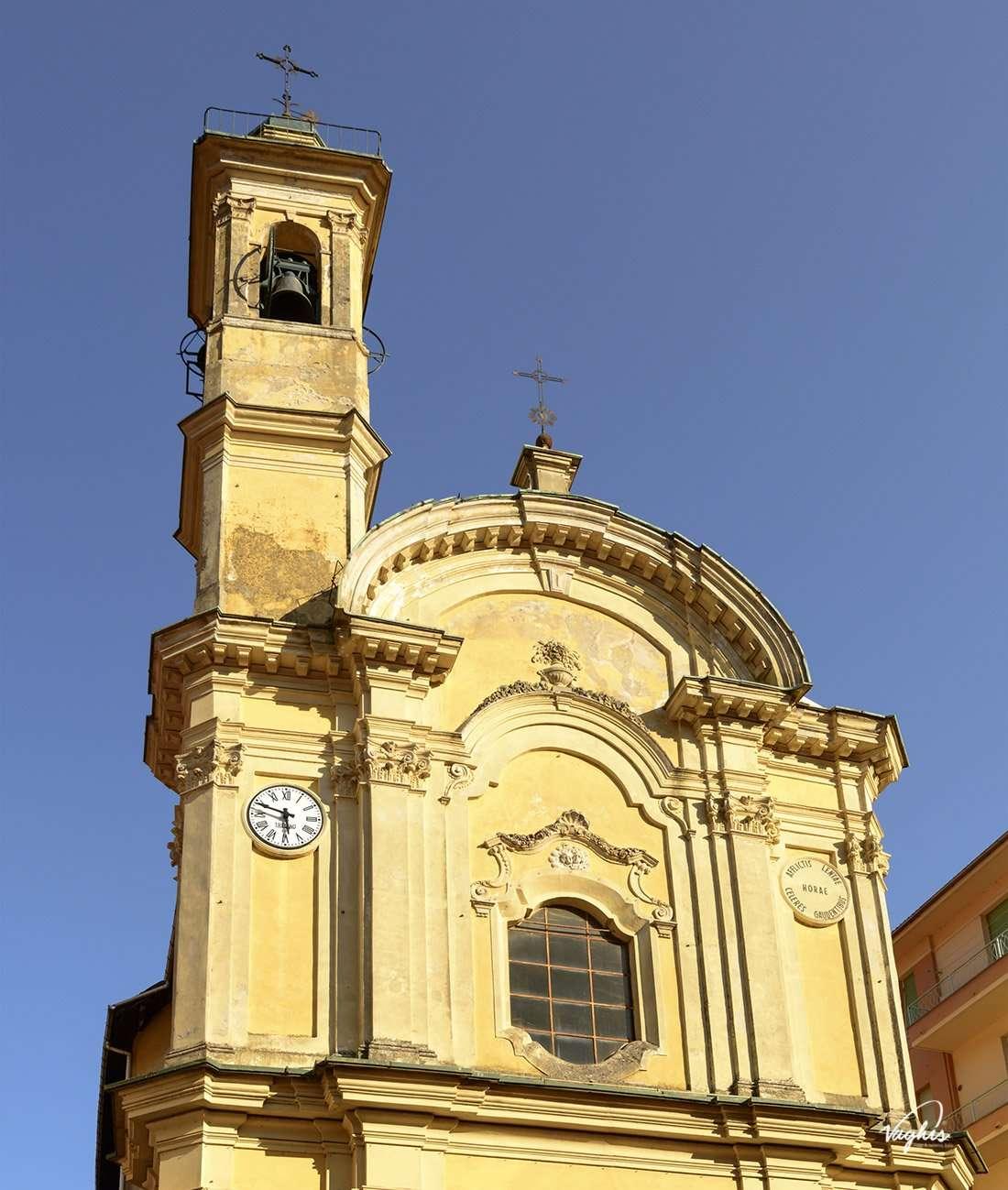 Campo Ligure - Oratorio di Nostra Signora Assunta