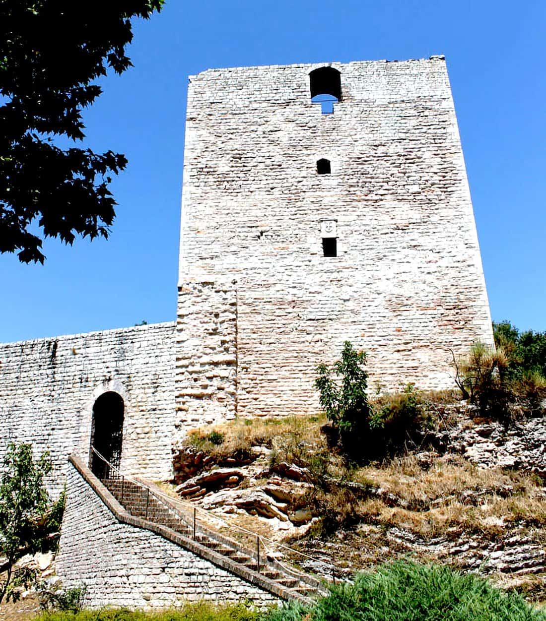 Sassoferrato - Rocca Albornoz