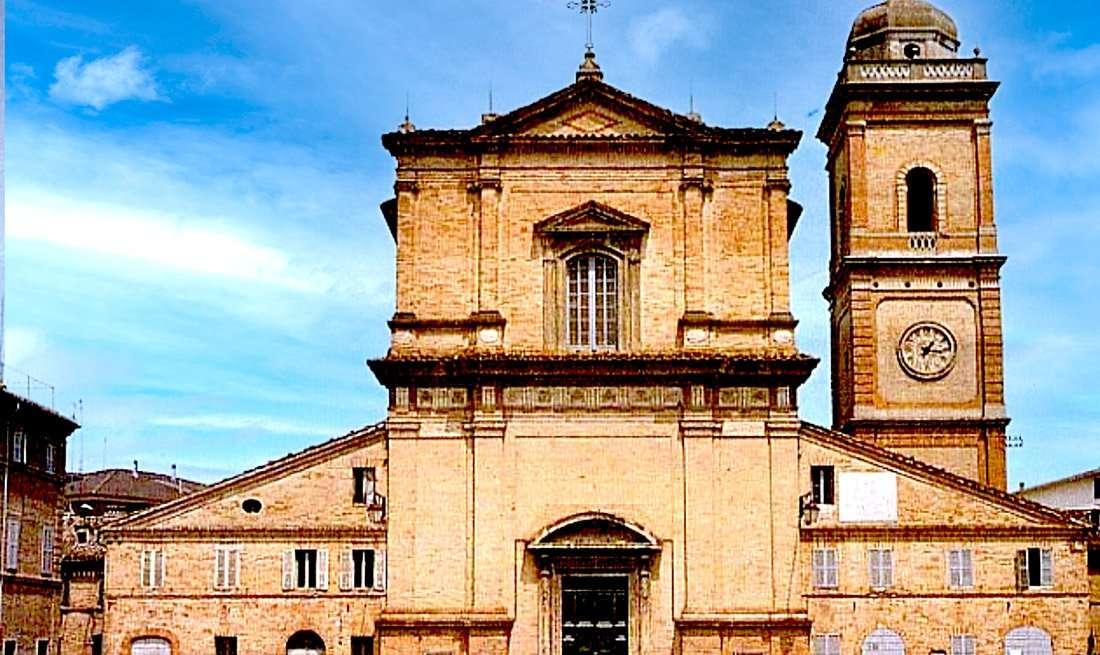 Servigliano - Chiesa collegiata