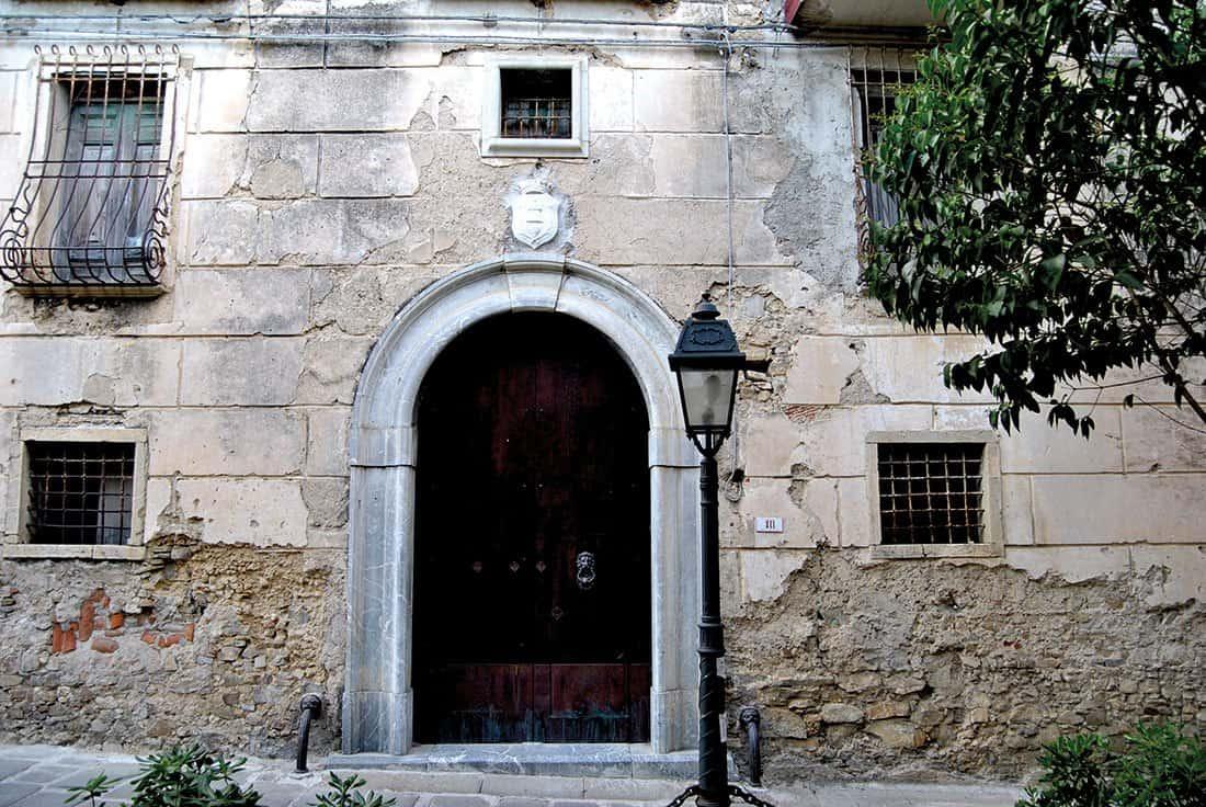 Acquavella -Palazzo Severini