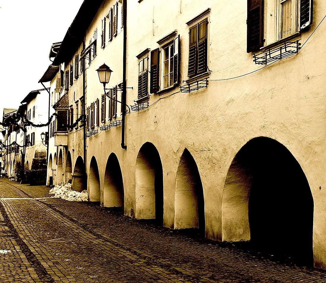 Egna-Neumarkt1: via dei Portici inferiori